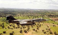 F-104G 26+20 JaboG 34 low level flight over Portugal operating from Beja AB