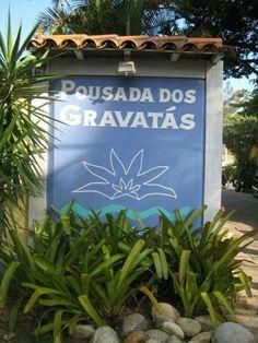 Pousada dos Gravatás em Búzios - RJ.