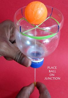 Toys from Trash. Awesome website full of toys and experiments using/teaching…