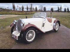 1934 Singer Roadster Le Mans