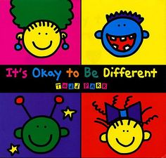 It's Okay to Be Different - AWESOME BOOK :)