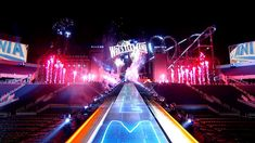 The New Day gives a sneak peek at the WrestleMania 33 set - http://newsaxxess.com/the-new-day-gives-a-sneak-peek-at-the-wrestlemania-33-set/