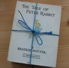 SOLD Peter Rabbit Collection  The Tale of Peter by LittleCottageAttic