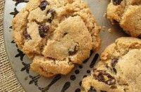 Gluten Free Cinnamon Raisin Cookies (Gluten/Grain/Corn/Soy/Egg Free)