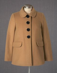 I've spotted this @BodenClothing Mia Coat Squirrel