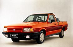 Ford Pampa : 1993