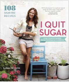 Penguin Random House I Quit Sugar By Sarah Wilson #cookbook #healthy #gift #ad