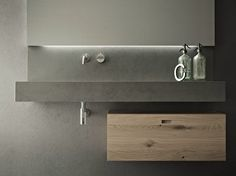 Novello presents its new bathroom furniture collection