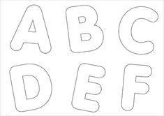 #BaiduImage moldes de letras do alfabeto em eva para imprimir_Pesquisa do Hao123