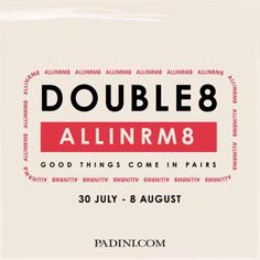 Padini Online 8.8 Sale As Low As RM8 from 30 July 2021 until 8 August 2021 30 July, Fashion Sale, 30th, How To Apply