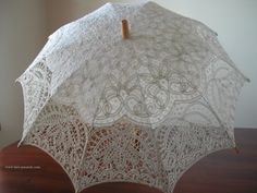 No idea what I would use it for; I'm just a sucker for lace.