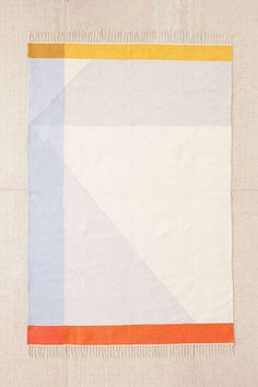 Assembly Home Daylen Graphic Woven Rug - Urban Outfitters