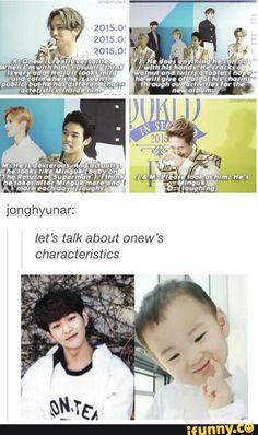 So adorable Onew & Minguk