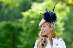 Florence Brudenell Bruce attends day two of Royal Ascot at Ascot Racecourse on June 20, 2012 in Ascot, England.