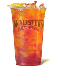 My favorite iced tea!