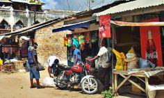 Way to Gede - Kenya - Everyday life
