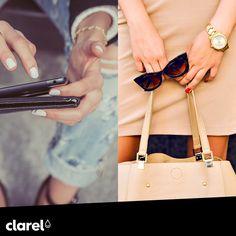 Para trabalhar, prefere um look mais descontraído ou mais formal? #CuidadosClarel