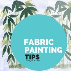 Crafty Lady 50 techniques to make fabric with Texture & Patterns Sew Guide fabric painting Crafty Fabric fabric painting techniques Guide Lady Patterns Sew Techniques Texture Acrylic Paint On Fabric, Fabric Paint Shirt, Fabric Paint Designs, Paint Shirts, Hand Painted Fabric, How To Dye Fabric, Fabric Art, Fabric Painting On Clothes, Best Fabric Paint