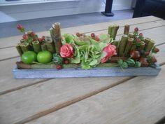 Tafel herfststuk Art Floral, Deco Floral, Floral Design, Corporate Flowers, Church Flowers, Elegant Table, Table Flowers, Nature Decor, Ikebana