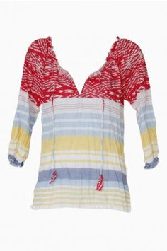 Scarlett Island Ikat by One Season - eco d
