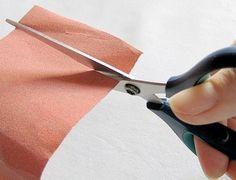 4 trucos sencillos para afilar tijeras. ¡Como nuevas!