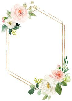 Wedding frames - Blush White Bloom Gold Frame Wedding Invitation Zazzle com Wedding Invitation Background, Country Wedding Invitations, Floral Invitation, Invitation Cards, Zazzle Invitations, Wedding Background, Baptism Invitations Girl, Backdrop Wedding, Backdrop Background