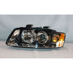 14 Best Audi Headlights images in 2014 | Chrome, Audi A4, Cars