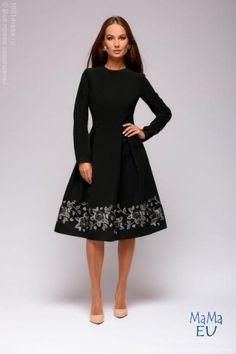 Přihlaste se k odběru našich aktualizací a klikněte na odkaz! Velmi, velmi teplé šaty vyrobené z husté (kabátové) tkaniny. Šaty vypadají velmi krásné. Podrobnosti: perfektní střih, rozšířená sukně, látka dokonale udržuje svůj tvar, krásné výšivky na lemu. V těchto šatech nebudete bez povšimnutí! Dodáváme do 7-14 dnů. Napište! WhatsApp +79826376898 #mamaeu #mama-eu #dress #šaty #krásnéšaty #fuchsie #úplet #Dámskéoblečení #DámskéoblečeníČeskárepublika #dámskéoblečeníslovensko…