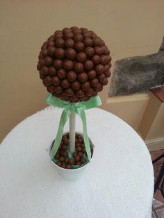Malteaser sweet tree Sweet Trees, Sweet Bar, Cereal, Breakfast, Food, Breakfast Cafe, Essen, Yemek, Meals