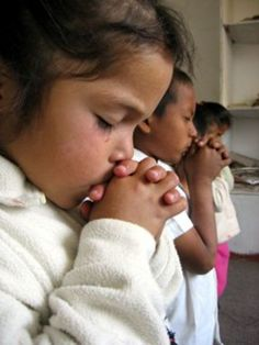 Sweet prayers as these, offered up to the high throne of Our God are almost too…
