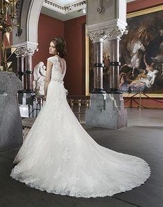 Justin Alexander 8703 – Ellie's Bridal Boutique (Alexandria, VA)