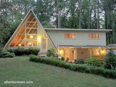 Fotos de casas alpinas.