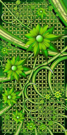 Green dream by flaming-butterflies