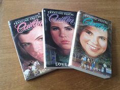 RARE 1980s Caitlin Books Love Trilogy by the by CharmAndFunction, $21.00