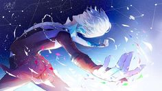 YURI!!! on ICE Ending Full『Wataru Hatano - You Only Live Once』