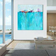 La Mer painting by Sarina Diakos