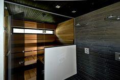 Saunagalleria I SUN SAUNA Oy I Ideoita saunaremonttiin, saunaideat Home Spa, Blinds, Curtains, Sun, Room, Furniture, Home Decor, Bedroom, Decoration Home