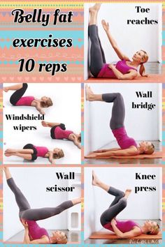 how to lose weight fast without exercise, healthy food recipes to lose weight, how can i lose belly fat fast at home - Loose belly fat Fitness Workouts, Fitness Hacks, Ab Workouts, Health Fitness, Fitness Weightloss, Workout Routines, Health Yoga, Enjoy Fitness, Fitness Motivation
