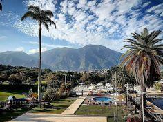 El Ávila desde Valle Arriba  Fotografía cortesía de @emecere  #LaCuadraU #GaleriaLCU #Caracas #ElAvila