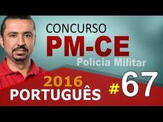 Concurso PM CE 2016 PORTUGUÊS - Polícia Militar do Ceará # 67