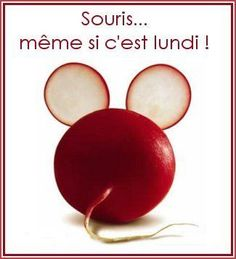 Souris...même si c'est lundi. French Teaching Resources, Teaching French, French Practice, Core French, French Expressions, Appreciate Life, Funny Slogans, French Quotes, Just Friends