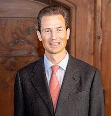 Alois, Hereditary Prince of Liechtenstein - Wikipedia Noble Group, Casa Real, Hudson Bay, French Army, Isle Of Man, Royal House, Military Aircraft, The Past, Marquis