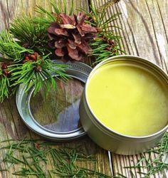 Maść z żywicy sosnowej. Przepis na domowe remedium skuteczne na oparzenia, infekcje skóry, blizny, rany, bóle stawów i mięśni, przeziębienie