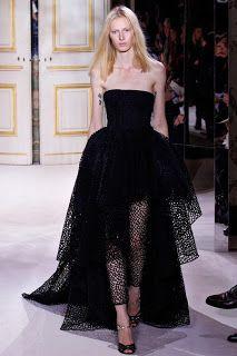 Giambattista Valli Couture Spring 2013 // Daily Outfitting