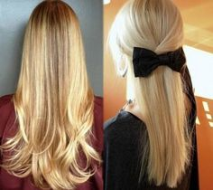 Easy Hairstyles For Long Straight Hair ready to try some simple looks for long straight hair