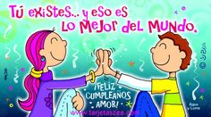 Cumpleaños Amor! 80th Birthday, Birthday Wishes, Birthday Stuff, Happy Brithday, Happy Birthday Messages, Pretty Quotes, Love My Husband, Spanish Memes, Happy B Day