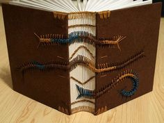 Top 10 Coptic Stitch Binding Tutorials on the Internet - i BookBinding More