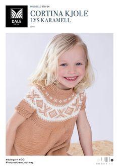 Dagens gratisoppskrift: Cortina kjole Rubinrød