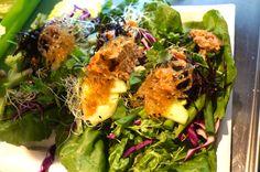 Chinese Lettuce Wraps. Real Food Recipes, Vegan Recipes, Cooking Recipes, Raw Vegan, Vegan Food, Chinese Lettuce Wraps, Fruits And Vegetables, Veggies, Vegane Rezepte