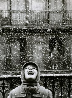 Edouard Boubat (1923-1999) is a classic of the French photography